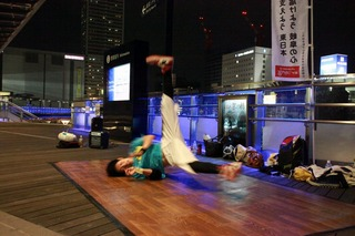 BlueRibbon募金活動0815-1