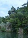 惠那峡的岩石