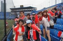 留学生啦啦队