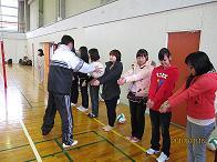 渡边老师和软式排球队
